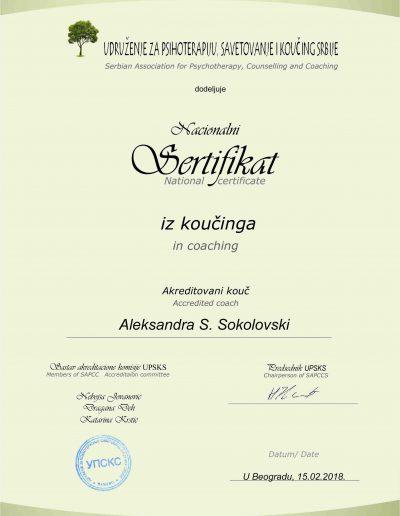 Udruženje za psihijatriju, savetovanje i koučing Srbije