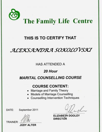 The Family Life Centre